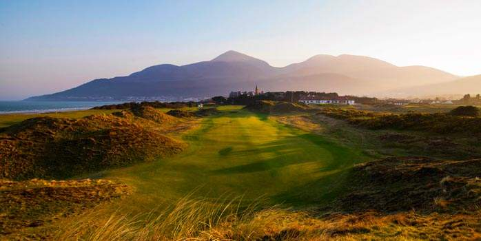 Royal County Down Golf Club, Golf Holiday in Northern Ireland