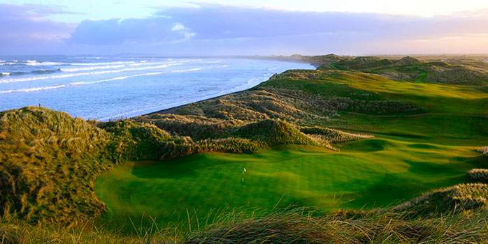Trump International Golf Links Doonbeg Ireland Golf Vacation