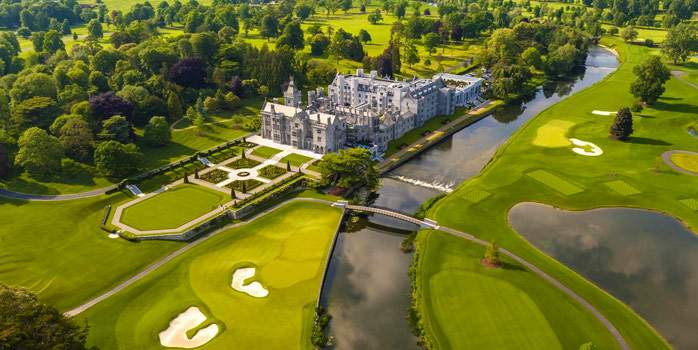 Adare Manor Golf Club, Golf Holiday in Ireland
