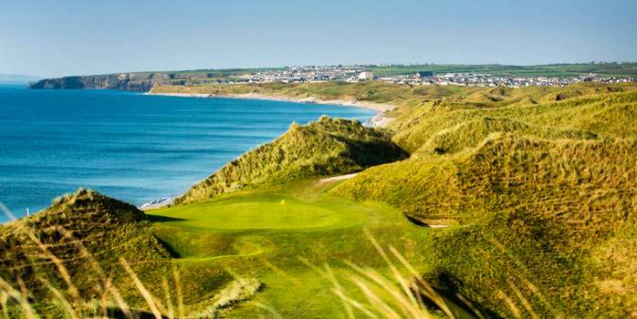 Ballybunion Golf Club, Golf Holiday in Ireland