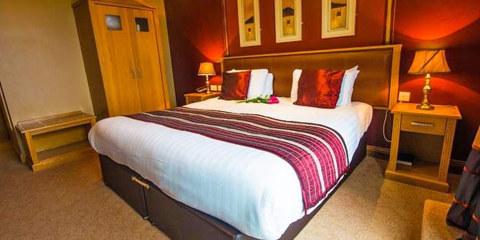 Ballyliffin Lodge, Room, Golf Holiday in Ireland