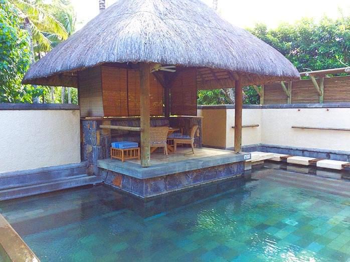 Villa Gazebo at Constance Belle Mare Plage Mauritius