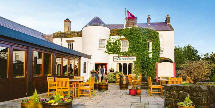 Bushmills Inn, Golf Holiday in Northern Ireland