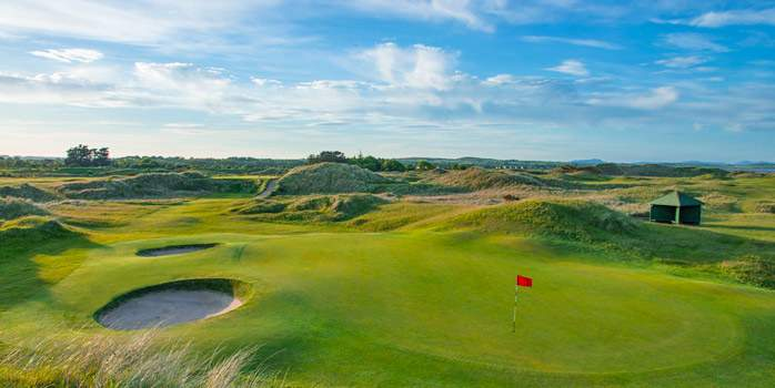 County Louth Golf Club, Baltray, Golf Holiday in Ireland