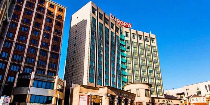 Europa Hotel, Belfast, Golf Holiday in Northern Ireland