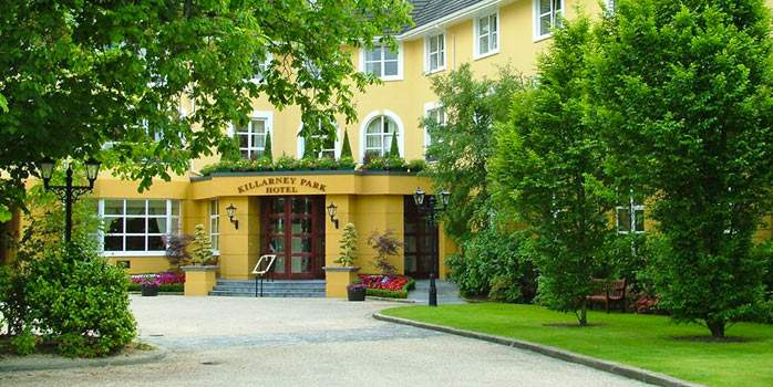 The Killarney Park Hotel, Golf Holiday in Ireland