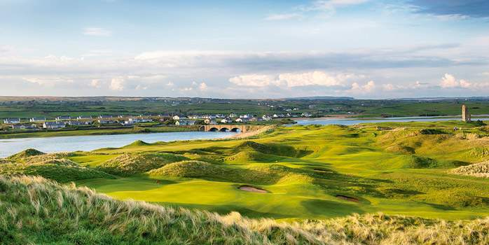 Lahinch Golf Club, Golf Holiday in Ireland