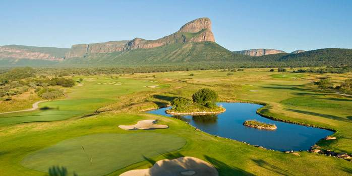Legend Signature Golf Course, Golf Holiday in South Africa