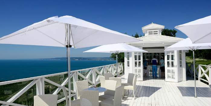 Lighthouse Golf Resort Bulgaria golf Shiv's Bar