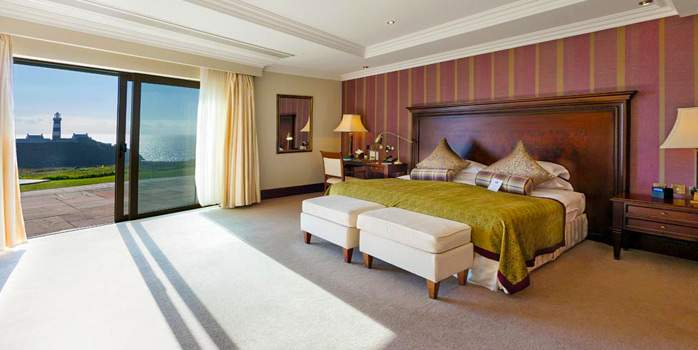 Old Head Suites, Room, Golf Holiday in South West of Ireland