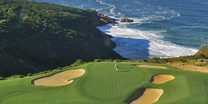 Oubaai Golf Course, Golf Holiday in South Africa