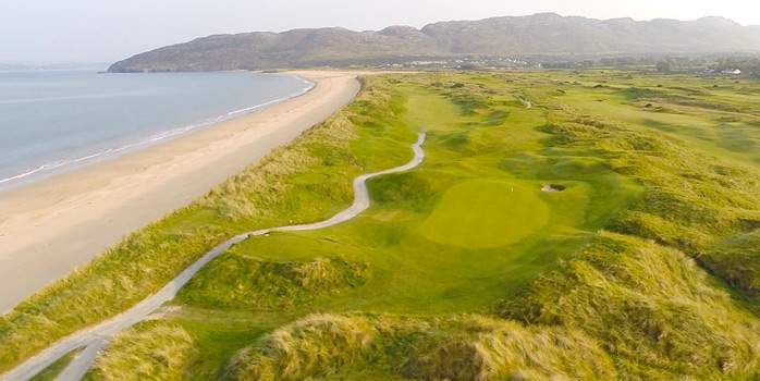 Portsalon Golf Club, Golf Holiday in Ireland