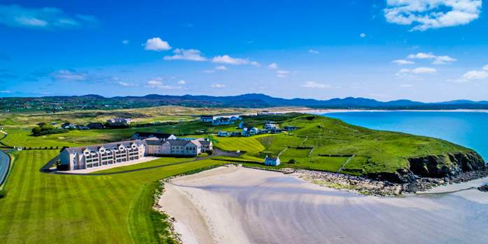 Rosapenna Hotel, Donegal, Golf Holiday in Ireland