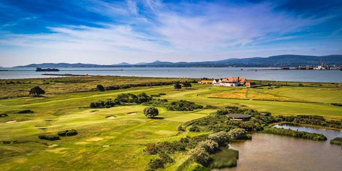Royal Dublin Golf Course, Golf Holiday in Ireland