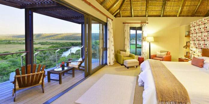 Shamwari Game Reserve, Golf Holiday in South Africa