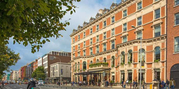 Shelbourne Hotel, Dublin, Golf Holiday in Ireland