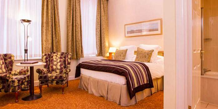 Slieve Donard Hotel, Classic Room, Golf Holiday in Northern Ireland