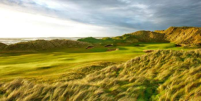 Trump International Doonbeg Golf Links, Golf Holiday in Ireland