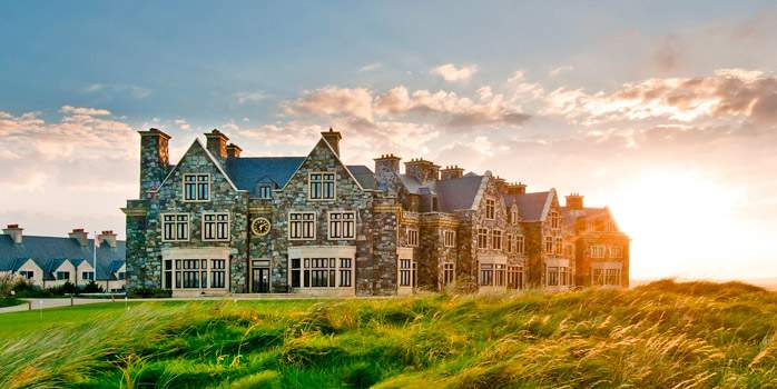 Trump International Hotel Doonbeg, Golf Holiday in South West of Ireland