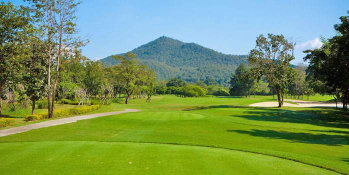 Alpine Golf Resort, Golf Holiday in Thailand