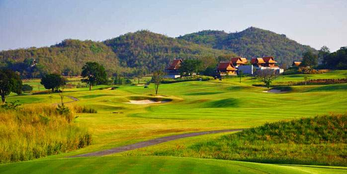 Banyan Golf Course, Golf Holiday in Thailand