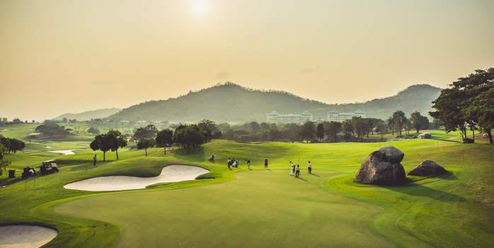 Black Mountain Golf Club, Golf Holiday in Thailand
