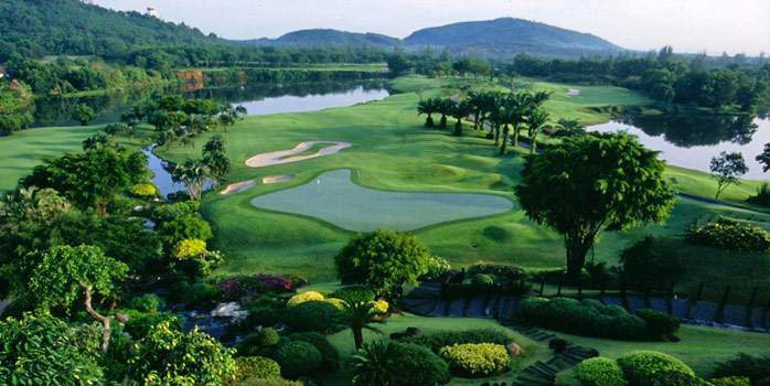Blue Canyon Country Club, Golf Holiday in Thailand