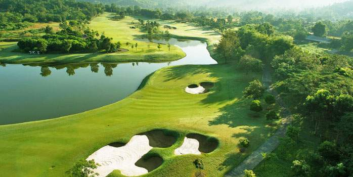 Chiang Mai Highlands Golf Resort, Golf Holiday in Thailand