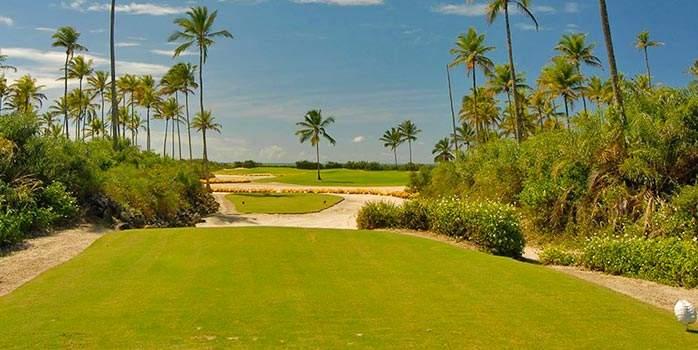 Comandatuba Ocean Golf Course, Golf Holiday in Brazil