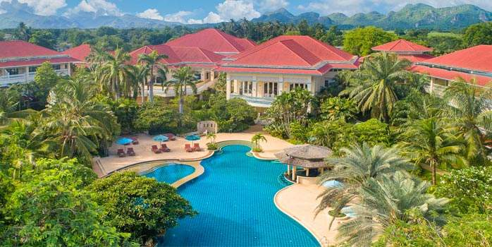 Dheva Mantra Resort and Spa, Golf Holiday in Thailand