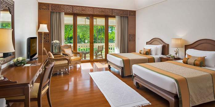 Dheva Mantra Resort and Spa, Superior Room, Golf Holiday in Thailand