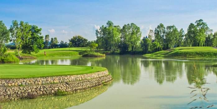 Gassan Legacy Golf Club, Golf Holiday in Thailand