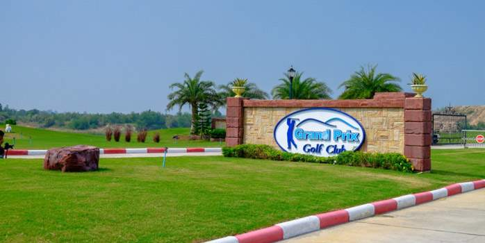 Grand Prix Golf Club, Golf Holiday in Thailand