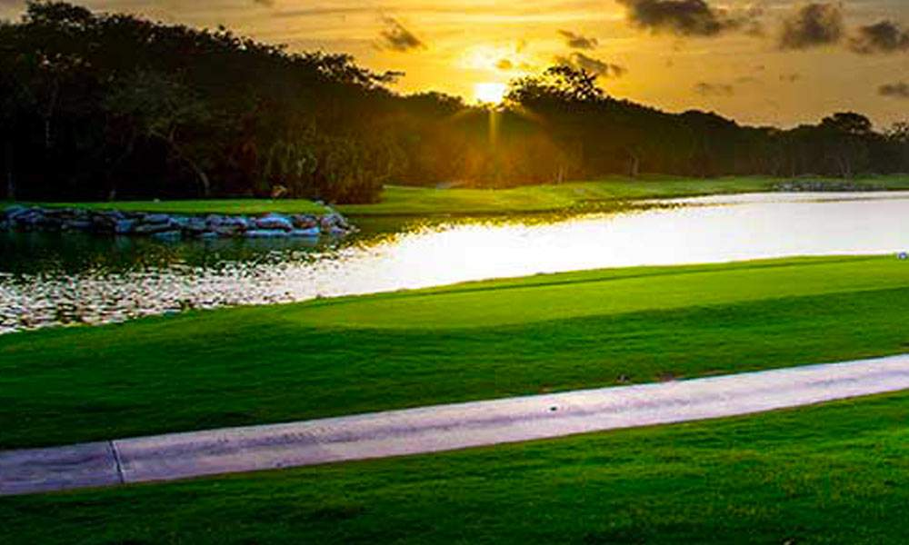 mexico luxury golf holiday chaka travel hard rock riviera maya club course