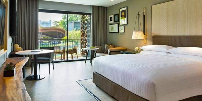 Hua Hin Marriott Resort & Spa, Golf Holiday in Thailand