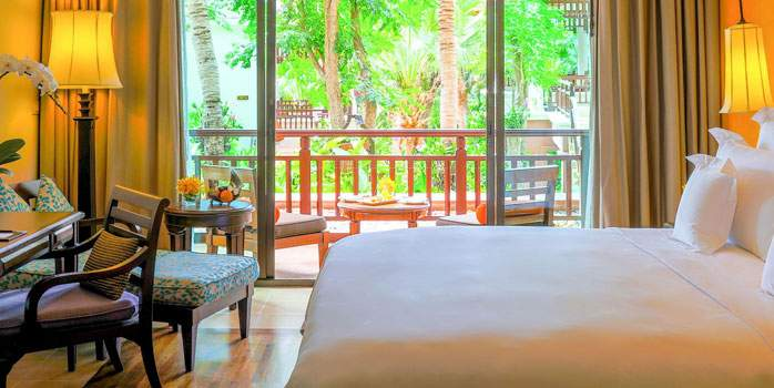 Intercontinental Pattaya Resort, Classic Room, Golf Holiday in Thailand