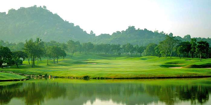Laem Chabang International Country Club, Golf Holiday in Thailand