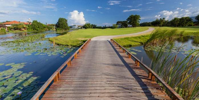 Laguna Golf Club, Golf Holidays in Thailand