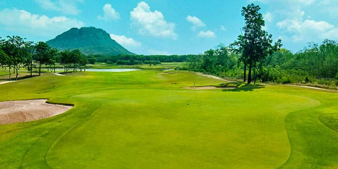 Lake View Resort and Golf Club, Golf Holiday in Thailand