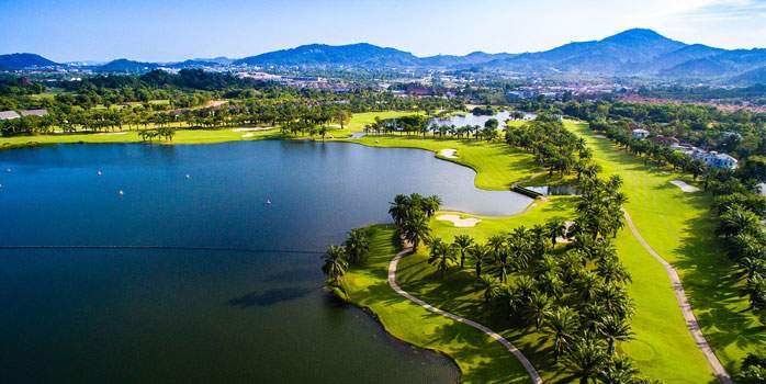 Lock Palm Golf Club, Golf Holiday in Thailand