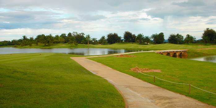 Majestic Creek Country Club, Golf Holiday in Thailand