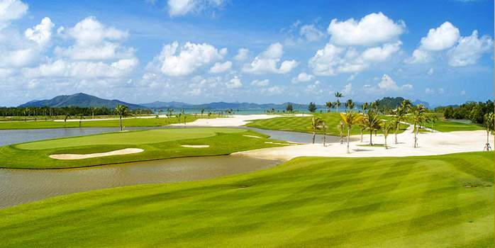 Mission Hills Golf Club, Golf Holiday in Thailand