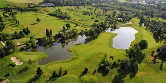 Modena Golf Club, golf holiday in Italy