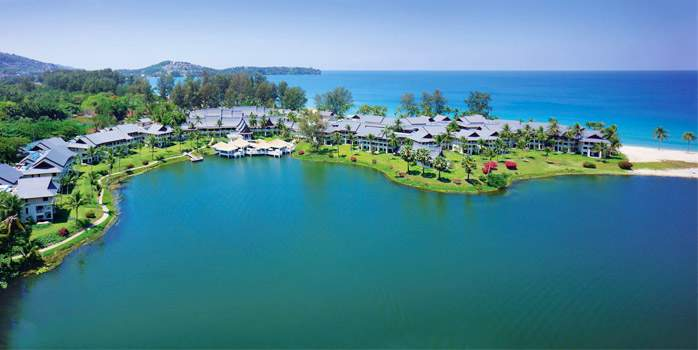 Outrigger Laguna Phuket Resort, Golf Holiday in Thailand