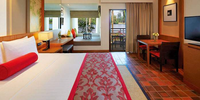 Outrigger Laguna Phuket, Lagoon View Room, Golf Holiday in Thailand