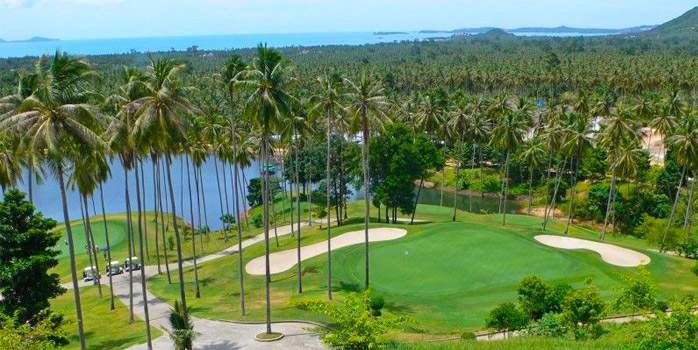 Palm Hills Golf Resort and Spa, Golf Holiday in Thailand