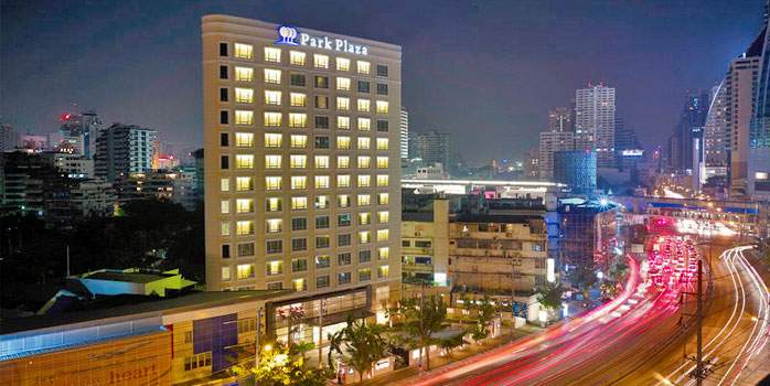 Park Plaza Hotel Bangkok, Golf Holidays in Thailand
