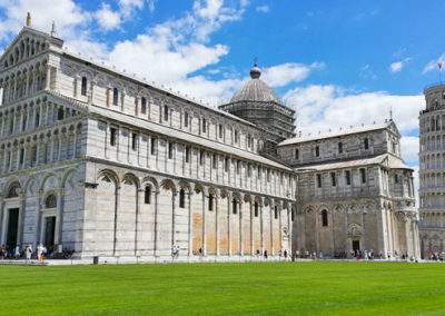 Square of Miracles in Pisa