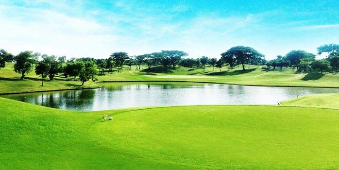 Riverdale Golf Club, Golf Holiday in Thailand