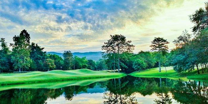 Royal Changmai Golf Club, Golf Holiday in Thailand